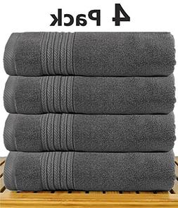 TowelPro Luxury Premium Soft 100% Cotton 700 GSM Highly Abso