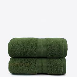 Luxury Thick Premium Turkish Cotton 2-Piece Hand Towels