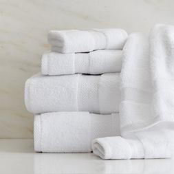 Standard Textile Lynova Luxury Hotel Towels, Set of 6, 100%