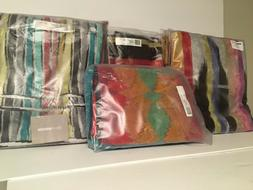 Missoni Home Matching Bath & Hand Towels Velour Cotton Set N