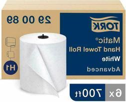 Tork Matic Advanced Paper Towel Roll H1, Paper Hand Towel 29