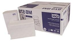 Tork Premium MB578 Soft Xpress Multifold Paper Hand Towel, 3