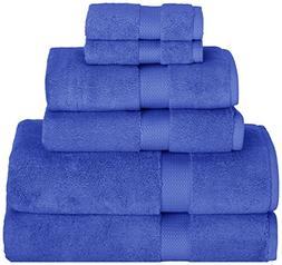 Daisy House Mesa Towel Set , Bright Blue
