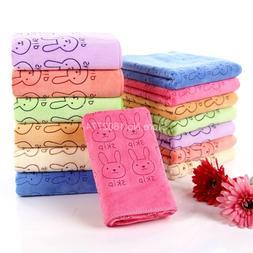 Microfiber Fabric Quick Dry Hair Face <font><b>Towel</b></fo