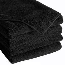 20 PACK MICROFIBER TOWELS CLEANING TOWEL PLUSH 16X16 300 GSM