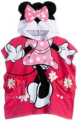 Disney Minnie Mouse Flowers Official 'Pocket Frenz' Cotton B