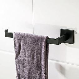Velimax Modern Black Towel Holder SUS304 Stainless Steel Tow