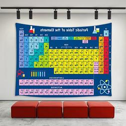 Modern Tapestry by LBKT, Periodic Table of Elements PHD Chem
