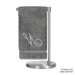 Monogrammed Bath Towel, Personalized Gift, 27 x 54 inches -