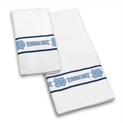 Sports Coverage NCAA North Carolina Tar Heels Towel Set, 30