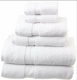 New 100% Turkish Cotton 6 Piece Luxury Towel Set! Gorgeous I