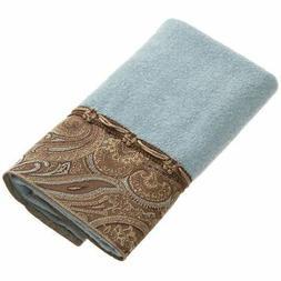 New Avanti Linens Bradford Hand Towel, Mineral