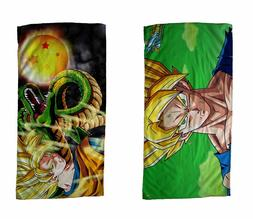 NEW Dragonball Z Hand Towel Microfiber Washcloth Facecloth A