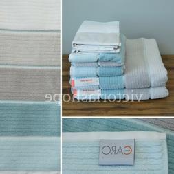 NWT CARO HOME ~ YOU CHOOSE Bath/Hand/Fingertip Towels  ~ Whi