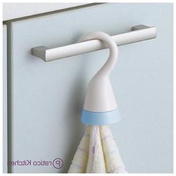 OmniHook Portable Towel Holder for Kitchen, Bathroom, More -