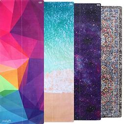 Plyopic All-In-One Yoga Mat | Luxury Sweat-Grip Mat/Towel Co