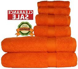 100 % Organic Turkish cotton, Antibacterial Premium Quality,