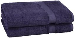 Pinzon Organic Cotton Bath Sheet , Navy