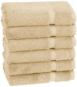 Pinzon Organic Cotton Hand Towels , Sand