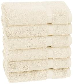 Pinzon Organic Cotton Hand Towels , Ivory