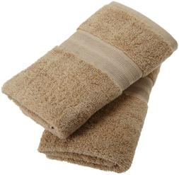 100% Organic Cotton Luxury Hand Towel- Made Here by 1888 Mil