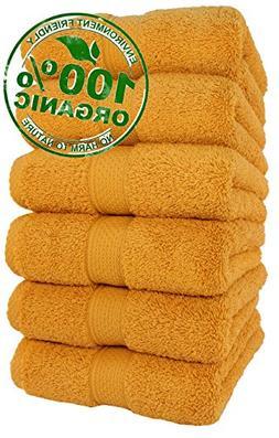 Aspendos Linen 100% Organic Turkish Cotton Premium Quality L