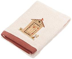 Saturday Knight Outhouses Hand Towel