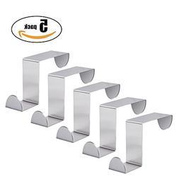 Over The Door Hook - Free Moving Adjustable Storage Organize