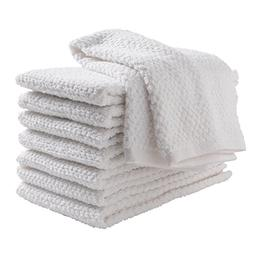 KAF Home Pantry Popcorn Bar Mop Terry Towels , 100% Cotton,