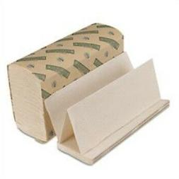 Boardwalk Paper Towel - Natural White - Soft, Embossed, Unsc