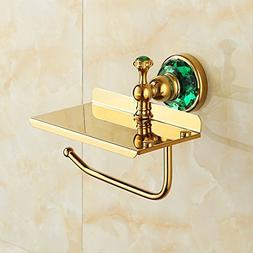Paper Towel Dispenser,Bathroom Paper Holder,Paste Toilet Pap