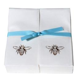 Personalized 50ct Disposable Guest Nature's Linen Hand Towel