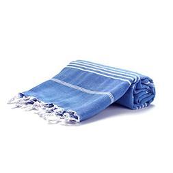 REALGRANDBAZAAR Pestemal Turkish Towel%100 Cotton - 39 x 69