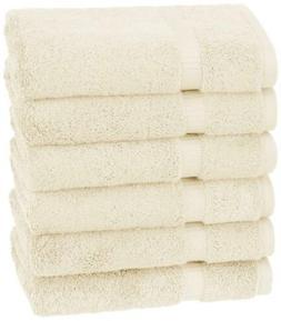Pinzon Organic Cotton Hand Towels , Ivory