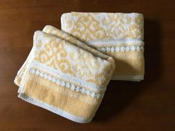 Inspirato Plush Hand Towels Gold 100% Cotton