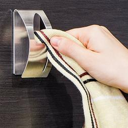 Tatkraft Point Strong Self Adhesive Towel Holder Stainless S