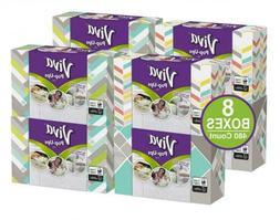 Viva Pop-Ups Paper Towel Dispenser, White, 480 Sheets