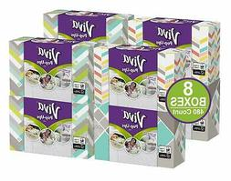 Viva Pop-Ups Paper Towel Dispenser White 480 Sheets 8 Pop-Up