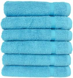 SALBAKOS Premium Organic Turkish Cotton Hotel  Spa Hand Towe