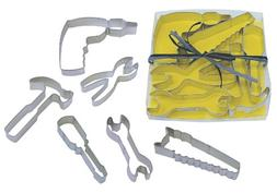 R&M International X0117 Tool Cookie Cutters, Saw, Hammer, Wr