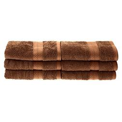 Superior Rayon from Bamboo and Cotton Hand Towels, Velvety S