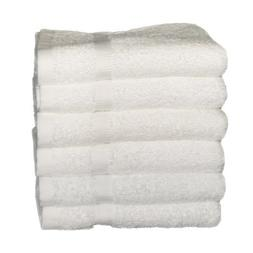 ring spun cotton hand towels