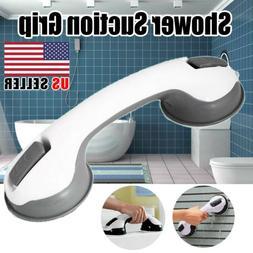 Safety Aid Bath Tub Shower Hand Grip Grab Suction Towel Rail