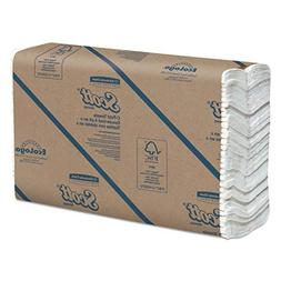 Scott 02920 C-Fold Paper Towels, 100% Recycled, 10 1/10 x 13
