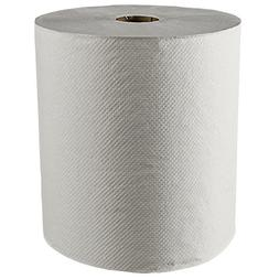 "Scott 01052 Hard Roll Towels, 100% Recycled, 1.5"" Core, Whit"