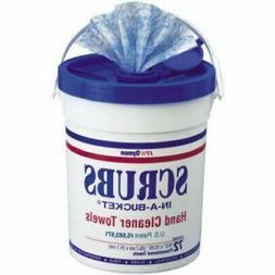 Scrubs In a Bucket by ITW Dymon 72 Towels per bucket