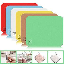 CYKELAR Six Colors Coded Flexible Plastic Cutting Boards for