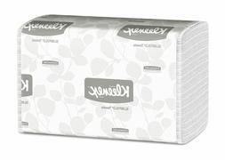 Kleenex Slimfold Hand Towels White 90 Pack 24 Packs Carton M