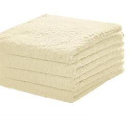 Pacific Linens Soft Absorbent Ringspun Cotton 19.5-Inch-by-3