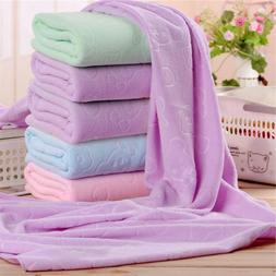 Soft Cotton Towels Large Bath Sheet Bath Towel Hand Towel Wa
